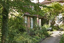 Tischbein-Gartenhaus in Eutin