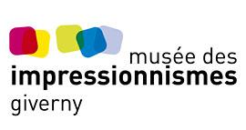 Logo musée des impressionnismes Giverny