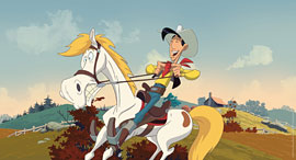 Lucky Luke, Go West!