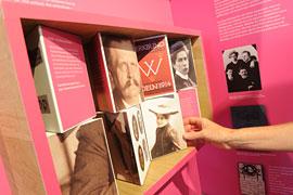"""Ausstellung """"Demokratie als Lebensform. Theodor Heuss und Elly Heuss-Knapp"""" im Willy-Brandt-Haus Lübeck"""