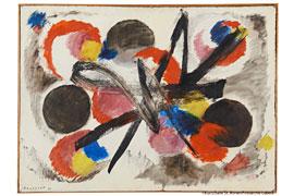 Emil Grassert - Umwandlung, 1956