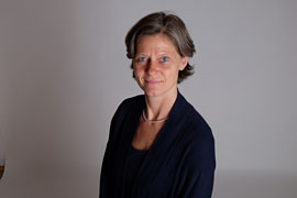 Maria Stange © Pit Schöndorf