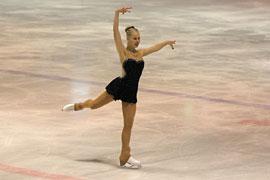 Eiskunstläuferin Malu Chayenne Heß