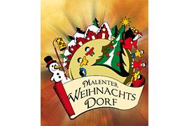 Logo Malenter Weihnachtsdorf
