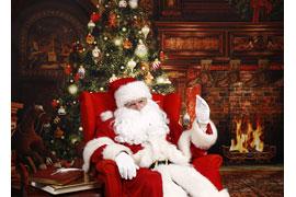 Plön - Weihnachtsmann