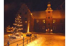 Schloss Hagen Weihnachten