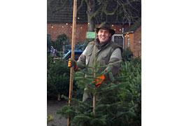 Weihnachtsbaumverkauf Hof Thorn