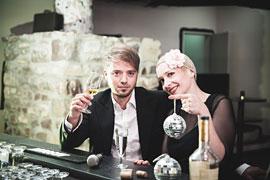 Andreas Reimann und Ilka Hein