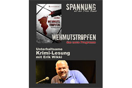 Plakat Wehmutstropfen © Erik Wikki
